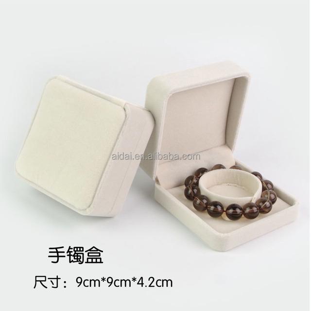 Velvet Jewelry Packaging Box Bracelet Bracelet Gift Box