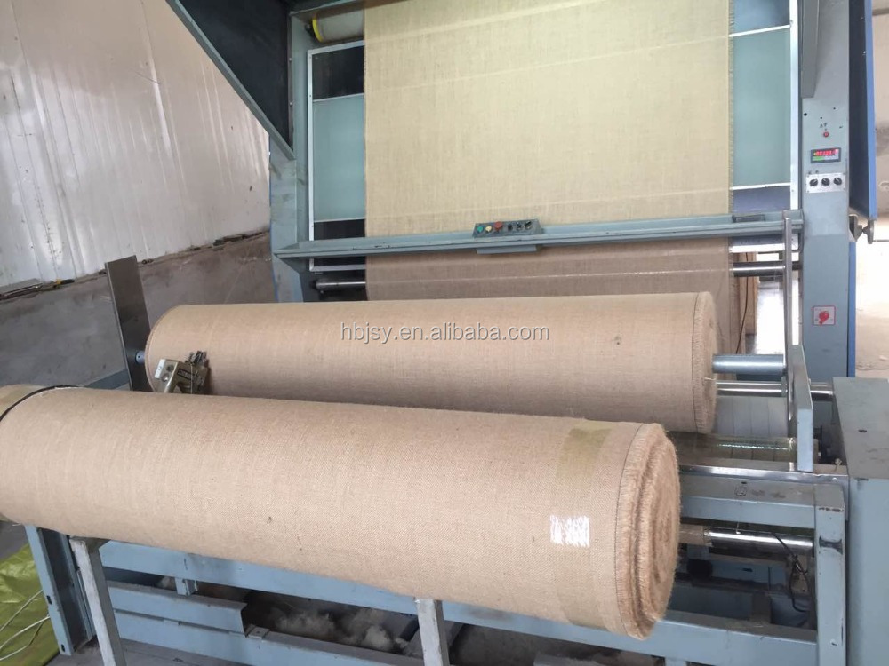 Natural jute Cloth/Natural Hessian/Natural burlap roll