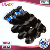 12,14 ,16 Inch Free Shipping 3pcs/lot Peruvian Virgin Hair Human Hair Bulk