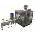Milk Coffee Whey Stand up pouch filling machine rotary packing machine