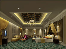 Guangzhou Wholesale Trade Assurance Axminster Shaggy Carpet Design For Hotel ,Restaurant,Mosque