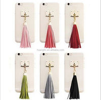 New Model Fashion fancy tassel phone case wholesale fast shipping