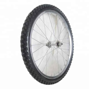 High Quality Bicycle Solid Tires 20 Inch 24 Inch 26 Inch
