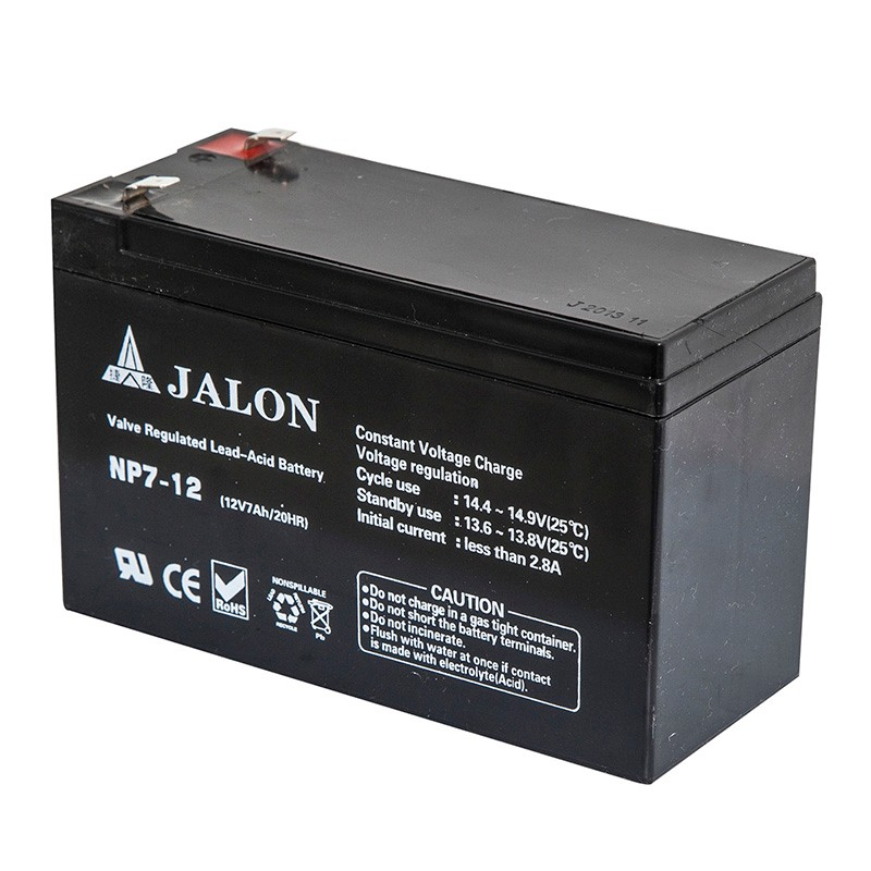 Maintenance Free AGM Battery for UPS System 12v 7ah