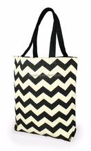 100% Cotton Canvas Grocery Shopping Bag Tote Women Handbags Ladies