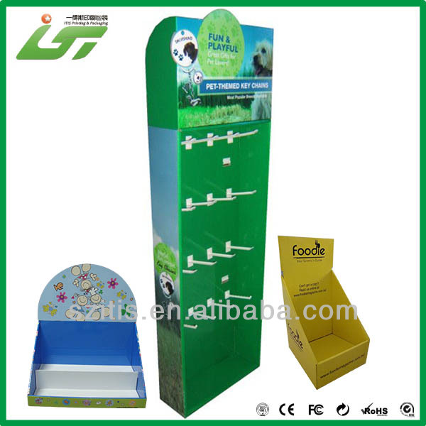 High quality China wholesale trading card display rack