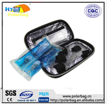 high quality EVA hard insulin pen cooler box for diabetics care with aluminum foiled lining