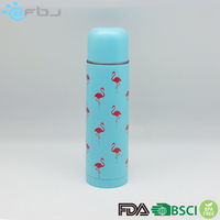 2017 hot selling 350ml/500ml/750ml/1000ml/vaccum flask water bottle with varies colors