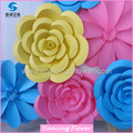 Giant Paper Flowers 30 - 40cm Diameters giant paper dancing flower for fashion show