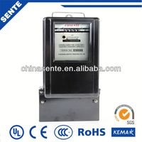 DT7666 three phase energy meter accuracy class