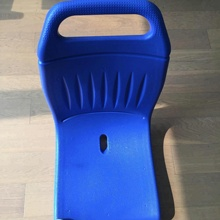 Plastic material seat for bus /city bus