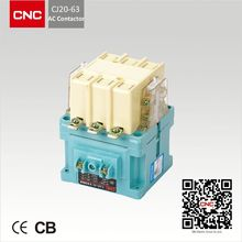CJ20-63 High quality meta mec ac contactor