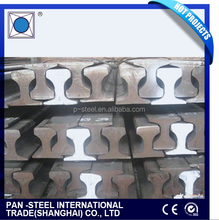 Pan-Steel DIN S49 standard steel rail for sale