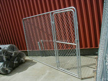 Wholesale best sell welded mesh dog kennel / galvanized steel dog kennel