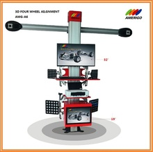 Amerigo AMG-A6 wheel Alignment And Balancing Machine For Sale, 3D wheel Alignment