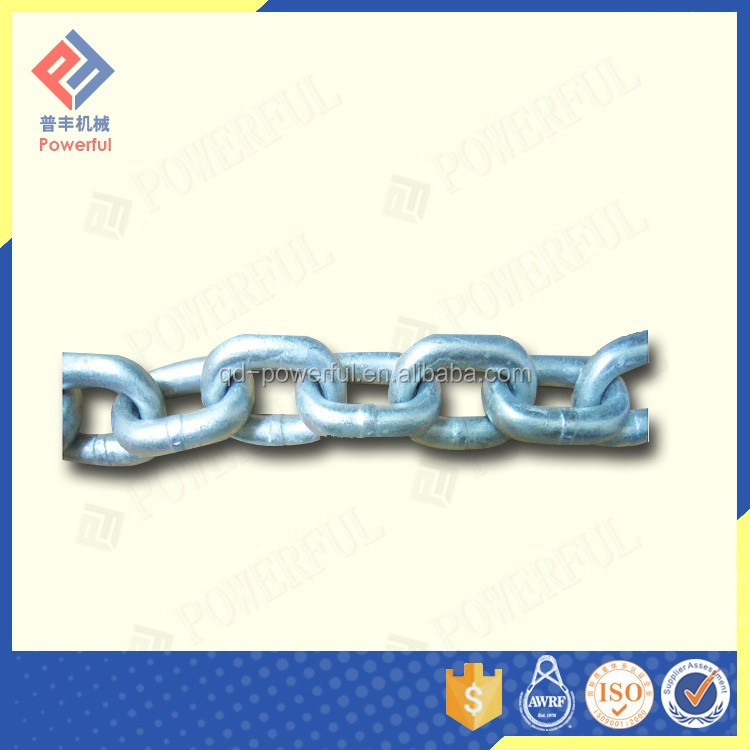 Professional Manufactured G30 Proof Coil NACM2010 Metal Chain Design
