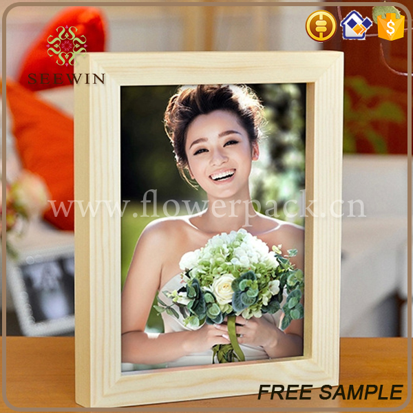 wooden gifts happy birthday acrylic photo frame