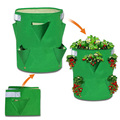 home garden vegetable / strawberry grow bag