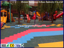 Inline Hockey Outdoor Interlocking Modular Sports Floorings