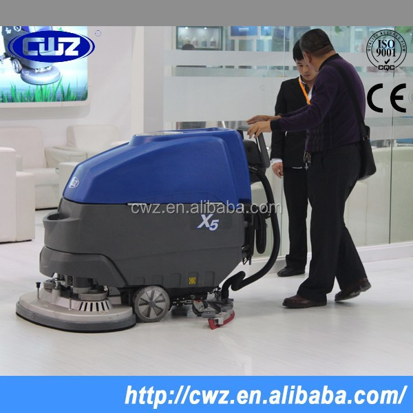 floor scrubbing machine for home use