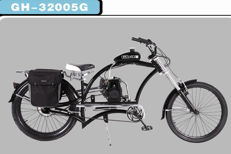 24'' motor chopper,80CC,cool design,high quality