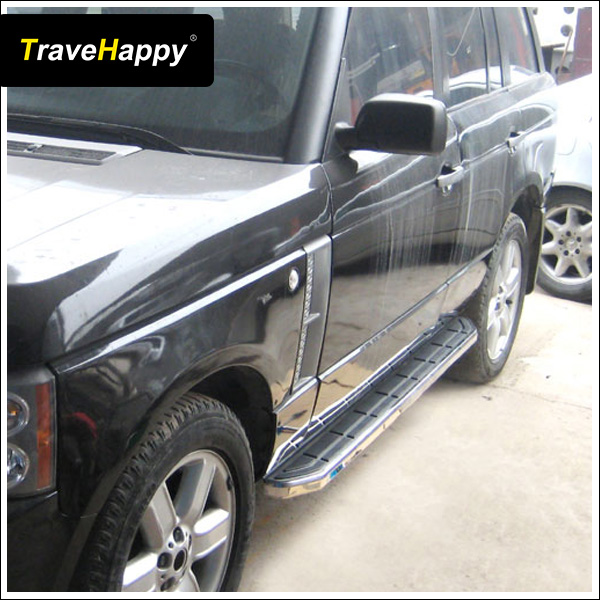 Fancy Personalized side step for Range Rover VOGUE 2009-2012