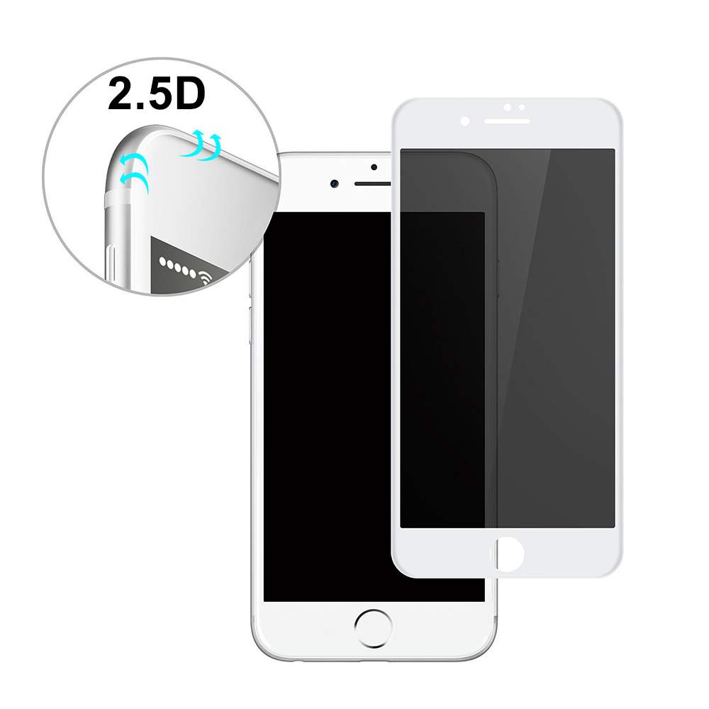 Privacy Anti Spy Tempered Glass Screen Protector For iPhone 7/8