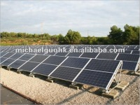 solar power system 100KW