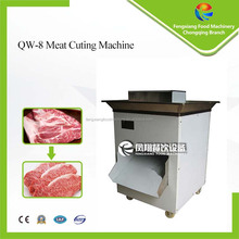 High quality industrial stainless steel preserved meat cutting machine