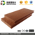 Embossing wood grain wpc decking outdoor cheap price wpc flooring