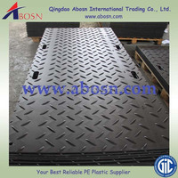 flooring temporary outdoor, ground protection mat, plastic mega deck mats