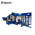 New condition QT4-15S automatic fly ash interlocking brick machine for making blocks