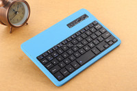 High Quality Ultra Slim Multimedia Aluminum Wireless Bluetooth Keyboard For IOS Android PC For Windows For Ipad Air 3 Mini 2