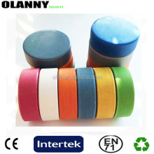 in bulk customized wholesale cheap rubber hockey puck