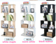 Simple design chipboard kids bookshelf, modern bookshelf