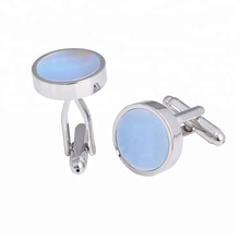 Premium Wholesale shell cufflink for mens shirts