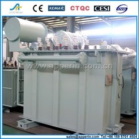 66kV ZS Series High Voltage Self cooled Rectifier Transformer