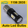 12V automotive led bulbs 7W 2835 1156 back-up lamp