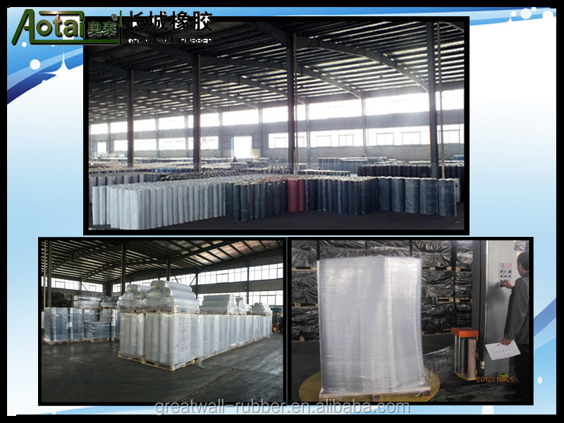 EPDM RUBBER SHEET 1-50mmX0.1-2mX1-20m