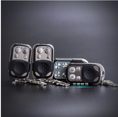 Manufacturer Cheapest Price 4 Channel Light/Door/Radio Rf Remote Control Transmitter 433Mhz