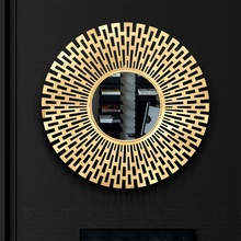 FREE shipping Indoor Home Decor Metal Wall Art Hangings Mirrors