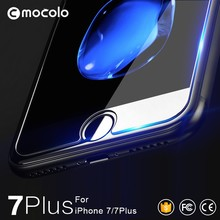 Mocolo Premium Tempered Touch Screen Glass Film for IPhone 7 Plus Screen Protector