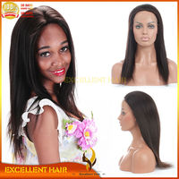 high quality sythetic human hair wigs no tangle no shedding natural looking synthetic lace front wigs