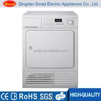 hot water clothes dryer, condenser tumble freestanding dryer