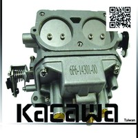 Outboard engine carburetor, outboard motor carburetor assy