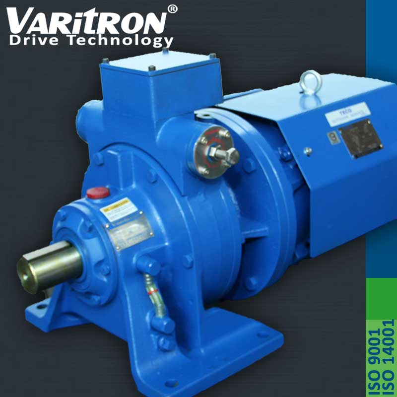 Varitron Gear box Speed Reducer Motor sumitomo cyclo drive gear reducer