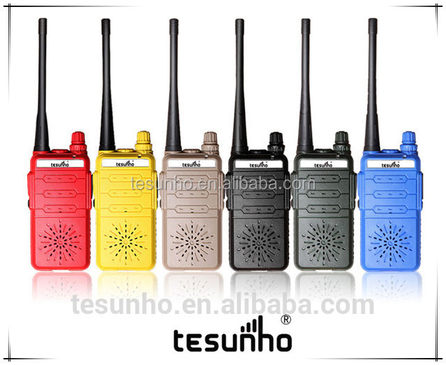 TESUNHO TH-M1 Colorful Business Radio Handhelds All Band Transceiver