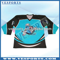 Factory ice hockey jerseys wholesale with hockey jersey numbers