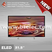 32 inch Double glass low price Chinese led tv