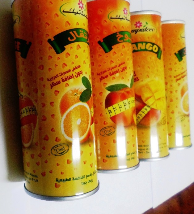 Canned Fruit Juice
